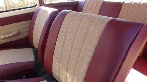 vw beetle seat covers door cards