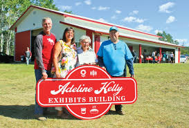 Fall Fair dedicates building in honour of Adeline Kelly | Alaska Highway  News