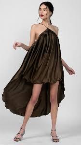 Satin High Low Dress Manufacturer in Jaipur Rajasthan India by JSB  Enterprise | ID - 5052830