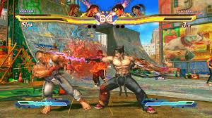 street fighter x tekken review more