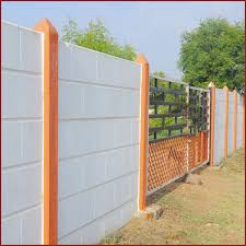 compound wall neelkanth industries