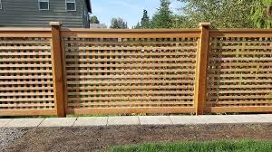 Fences Tacoma Permits