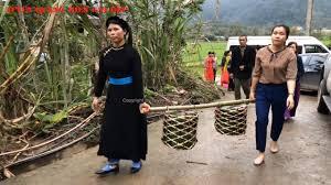Đám cưới người Tày ở Tuyên Quang | Tuyên Quang miền gái đẹp - YouTube