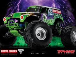 digger monster truck wallpaper on