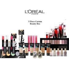 l oreal paris beauty box five 5