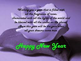 happy new year wishes for lover to make him happy