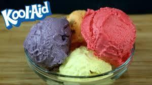 how to make homemade kool aid ice cream