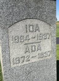 Ada Jacobs (1872-1937) - Find A Grave Memorial