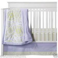 summerland 4 piece crib bedding set