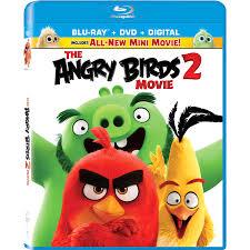 Angry Birds Movie 2 - Blu-ray + DVD + Digital Movies