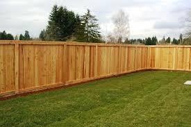 Cedar Fencing Vancouver Wa Cascade Fence Deck Cedar Fence Cedar Wood Fence Fence Planters