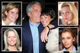 Jeffrey Epstein's British 'madam' Ghislaine Maxwell and 'gang of sex slave  recruiters' are being probed by prosecutors