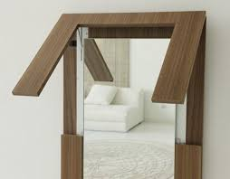 folding table disguised as a wall