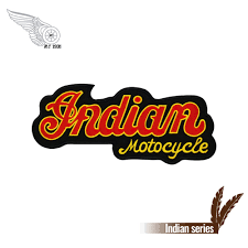 Ecusson Indian Biker Motorcycle Patches Vests Applique Chopper Jacket Embroidered Patch For Clothing Biker Badge Vest Iron On Design Embroidered Patch Embroidered Patchdesigner Patches Aliexpress