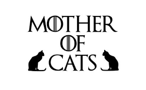 Mother Of Cats Car Decal Sticker Cat Decal Cat Decal Stickers Car Decals