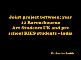 Katharine Smith - Ravensbourne School