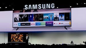 samsung smart tvs get itunes s tv