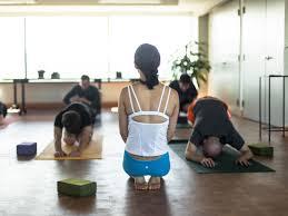 office yoga in los angeles smart