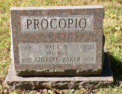 Adeline Baker Procopio (1922-1979) - Find A Grave Memorial