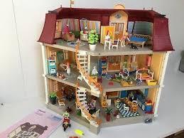 maison de ville playmobil 5302 plète
