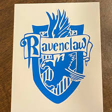Other Ravenclaw Decal Poshmark