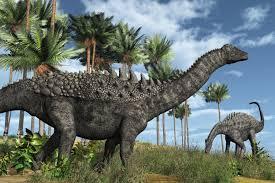 Znalezione obrazy dla zapytania: dinozaury