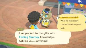 Animal Crossing New Horizons Fishing ...