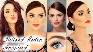 holland roden makeup tutorial