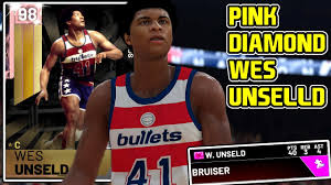 PINK DIAMOND WES UNSELD GAMEPAY! IS HE WORTH GOING 12-0? NBA 2k19 MyTEAM -  YouTube