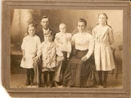 Ernest & Esther Myers family photos