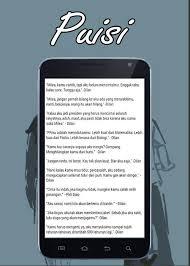 puisi novel ost dilan dan milea lengkap for android apk