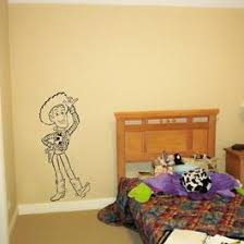 Woody From Toy Story Vinyl Wall Art Decal Cartoon Characters Home Decor