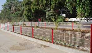 Welded Mesh Fencing System Unico At Best Price In Mumbai Maharashtra A1 Fence Products Company Pvt Ltd