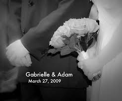 Gabrielle & Adam March 27, 2009 by lorryk | Blurb Books