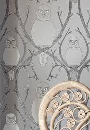 Abigail Edwards - Briar Owl Wallpaper