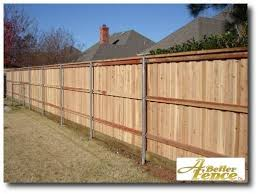 Decorative Privacy Fence With Full Trim Wooden Fence Designs Fence Design Wooden Fence Wood Fence Design