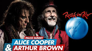 Watch Alice Cooper and Arthur Brown live in Rock In Rio - Rock And ...