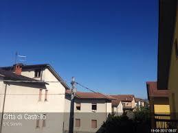 Foto meteo - Città di Castello - Città di Castello ore 9:07 » ILMETEO.it