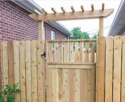 21 Diy Fence Gate Ideas Learn How To Build A Fence Gate For Your Yard Home And Gardening Ideas