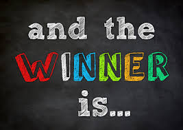 and the winner is! – Tony Walsh