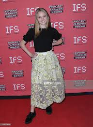 Abby Stevens arrives for the IFS LA Film Fest held at Regal Cinemas... News  Photo - Getty Images
