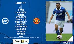 Brighton and Hove News » Premier League Match Day 3 – Brighton & Hove  Albion v Manchester United