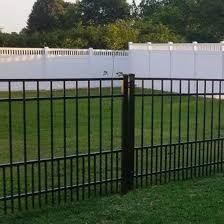 China British Style Fence Standard Fence Aluminum Home Design Dog Pet Fence China Aluminum Fence Dog Fence