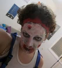 zombie makeup how to make fake skin