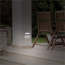 Arlec Solar Led Fence Wall And Post Lights 4 Pack Bunnings Warehouse