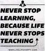 jangan pernah berhenti belajar solo learner