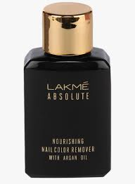 lakme absolute nourishing nail