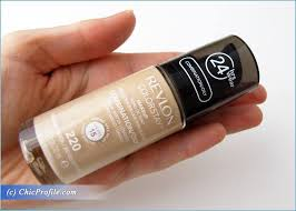 colorstay makeup for normal dry skin by