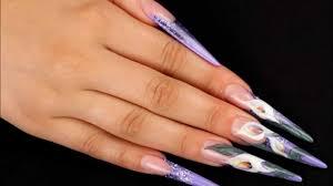 long nails designs you
