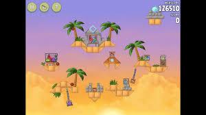 Angry Birds Rio Golden Beachball Level #20 Walkthrough - YouTube